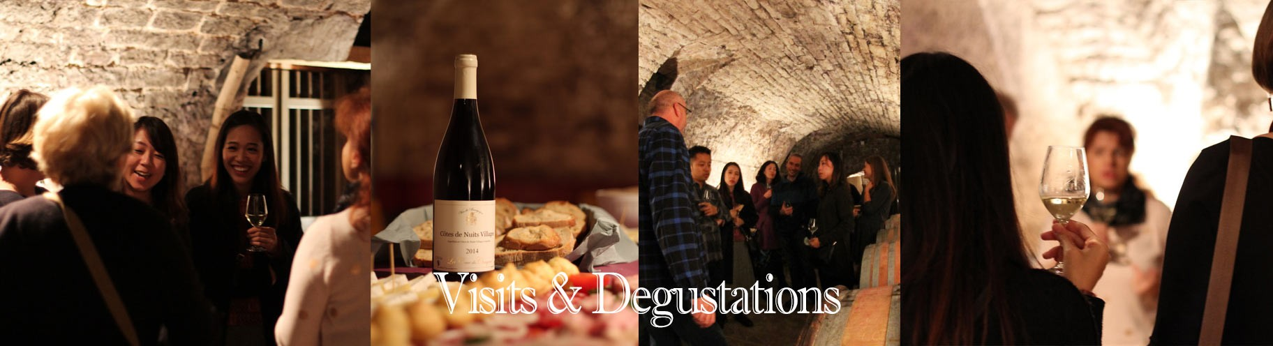 Visite de cave et dégustation