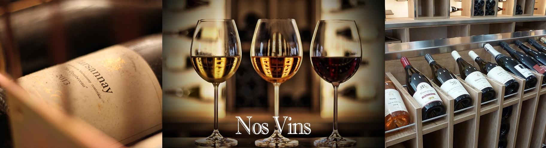 Les vins de Bourgogne de La Cave du Chaignot