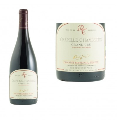 Chapelle-Chambertin Grand Cru 2013 Domaine Rossignol-Trapet