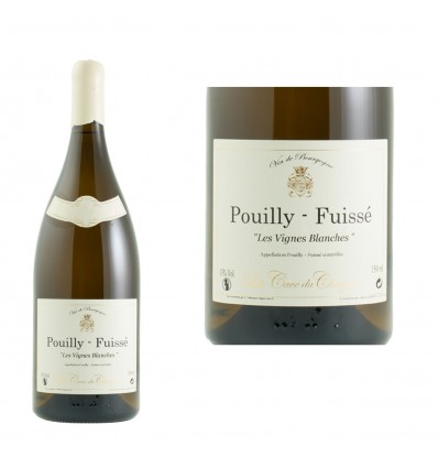 """Pouilly - Fuisse """"Les vignes Blanches"""""""