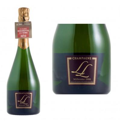 Champagne Millesimé 2000 Domaine Lequart