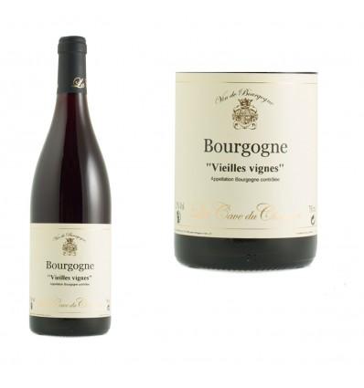 Bourgogne Vieilles vignes 2015 La Cave du Chaignot