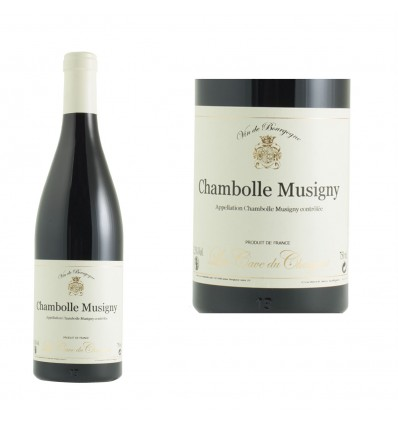 Chambolle-Musigny 2013 La Cave du Chaignot