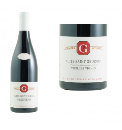 """Nuits Saint Georges """"vieilles vignes"""" 2014"""