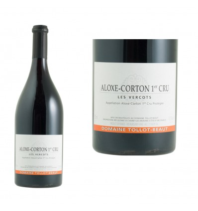 "Aloxe - Corton 1er Cru ""Les Vercots"""