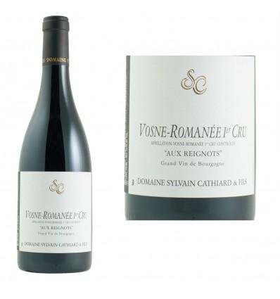 Vosne-Romanée 1er Cru 2017 Domaine Cathiard & Fils