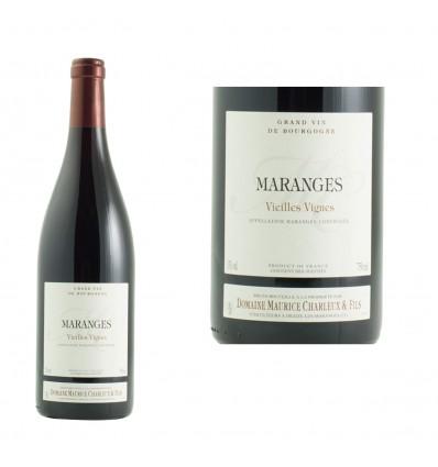 Maranges Vieilles Vignes 2015 Domaine Charleux