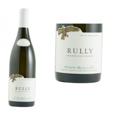 Rully Blanc 2017 Domaine Milan & Fils