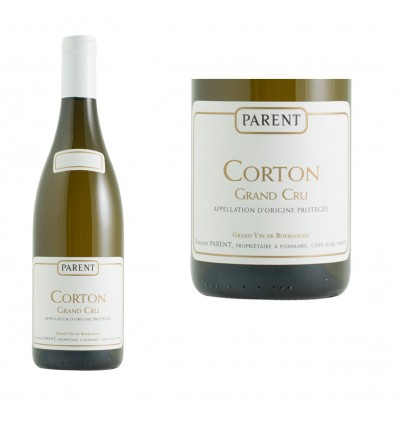 Corton Grand cru Blanc 2017 Domaine Parent