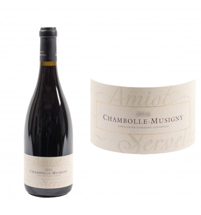 Chambolle Musigny 2016 Domaine Amiot-Servelle
