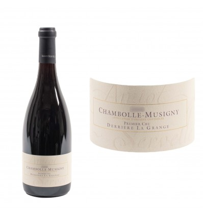 Chambolle Musigny 1er cru 2008 Domaine Amiot-Servelle