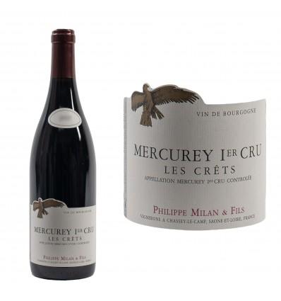 "Mercurey 1er Cru ""Les Crets""2015"