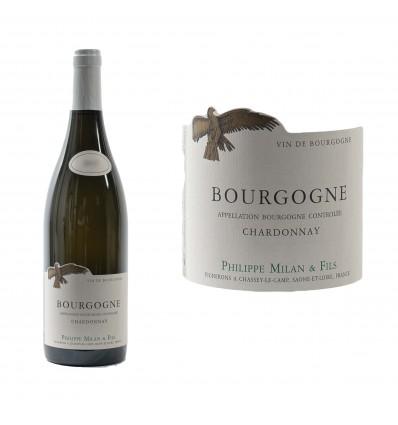 Bourgogne blanc 2018 Domaine Milan & Fils