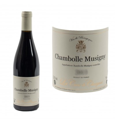 Chambolle Mussigny 2013