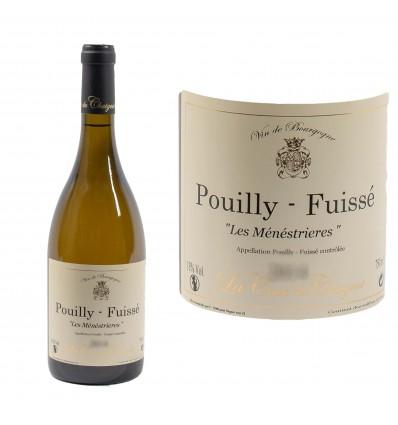 """Pouilly - Fuisse """"Les Menestriere"""" 2014"""