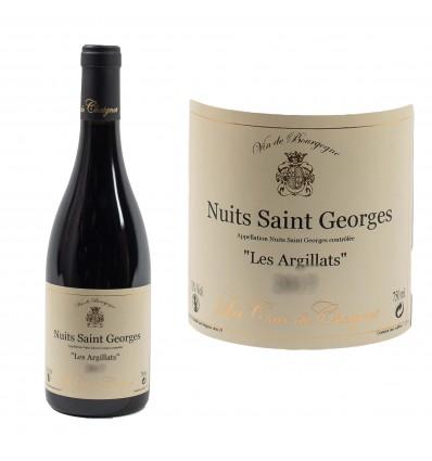 Nuits-Saint-Georges Les Argillats 2016 La Cave du Chaignot