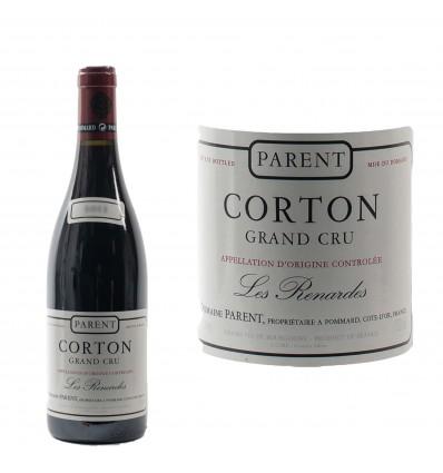 """Corton Grand Cru 2012 """"Les Renardes"""" Domaine Parent"""