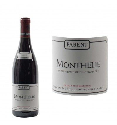 Monthelie Rouge 2014 Domaine Parent
