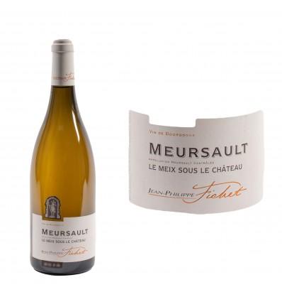 Mersault Le Meix sous Château 2013 Domaine Fichet
