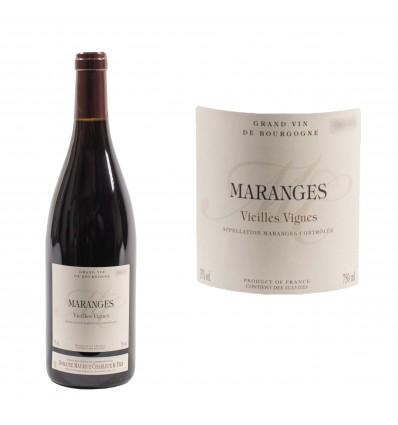 Maranges Vieilles Vignes 2016 Domaine Charleux