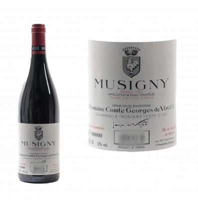 Musigny Grand Cru 2009