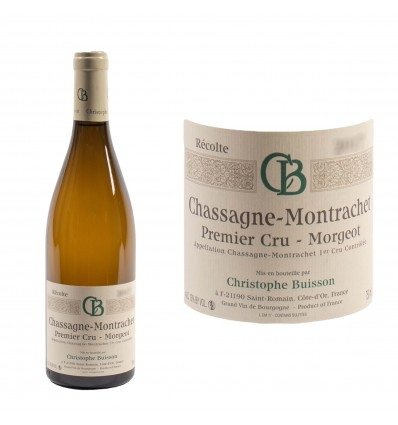 Chassagne-Montrachet 1er Cru Morgeot 2016 Domaine Buisson