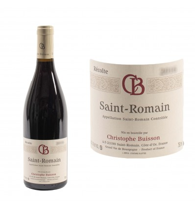 Saint-Romain 2016 Domaine Buisson
