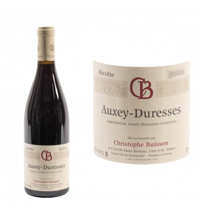 Auxey-Duresses 2016 Domaine Buisson