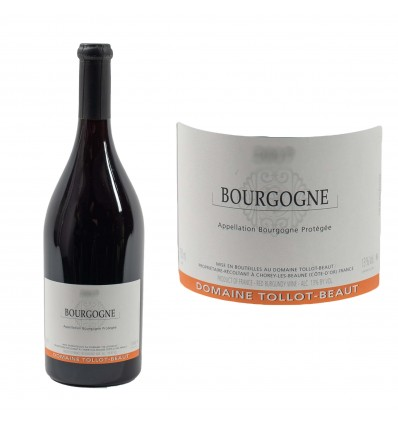 Bourgogne Pinot Noir 2017 Domaine Tollot-Beaut