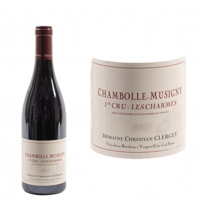 Chambolle-Musigny 1er cru Les Charmes 2011 Domaine Clerget