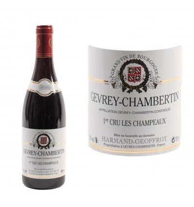 Gevrey Chambertin 1er Cru Les Champeaux 2016 Domaine Harmand-Geoffroy