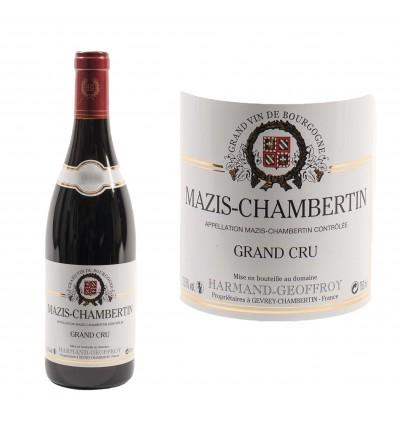 Mazis Chambertin Grand cru 2016 Domaine Harmand-Geffroy